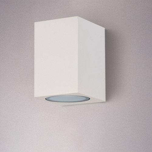 Beleuchtungonline.de LED Wandleuchte Square Weiß - Exkl. Spot