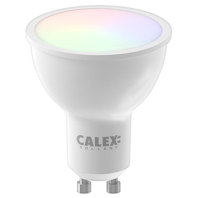 Calex Smart Lampe RGB + CCT - GU10 - 5W