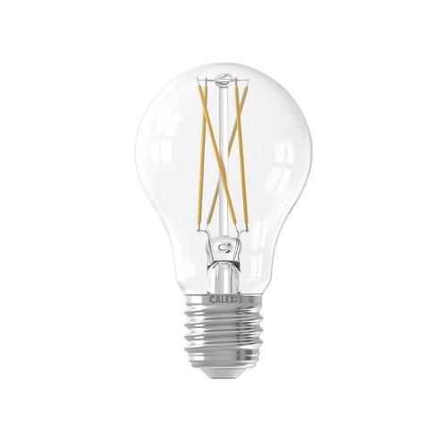 Calex Calex Smart Lampe - E27 - 7W - 806Lumen – 1800K - 3000K