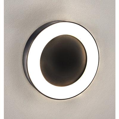 LED Wandleuchte Mit Bewegungssensor Leo - Schwarz