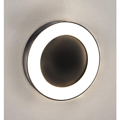 Ledvion LED Wandleuchte Mit Bewegungssensor Leo - Schwarz