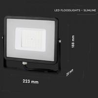 Samsung Samsung LED Fluter 50W - 4000 Lumen -3000K