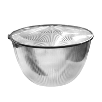 Lightexpert Polycarbonat Reflektor und Abdeckung für 100° LED High bay 70-110 Watt