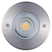 Beleuchtungonline.de LED Bodeneinbaustrahler - Lucie - 12W - 3000K - IP67