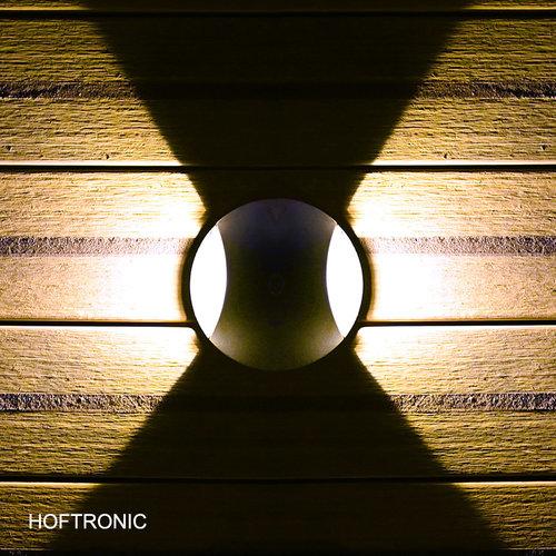 Beleuchtungonline.de Bodeneinbaustrahler 12V - Schwarz - 1W  - 10 Lumen - IP67 - 2 Lichter