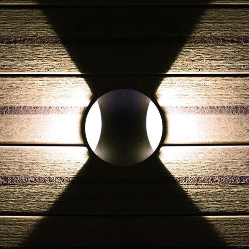 Beleuchtungonline.de Edelstahl Bodeneinbaustrahler 12V - MR16 - IP67 - 2 Lichter