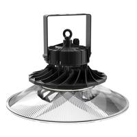 Lightexpert Kunststoffreflektor 90° für LED High bay 100,150,200Watt