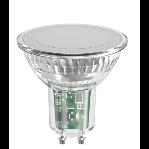 Lednify LEDNIFY WiZ Connected Smart LED Reflektorlampe - GU10 - 5W - 380LM - 2700-6500K