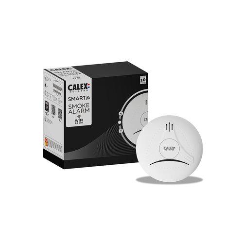 Calex Calex Smart Rookmelder - Vintage Lampe