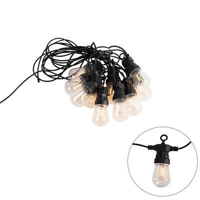 Calex LED Lichterkette außen 10m - 1800K - 1.8W  - IP44