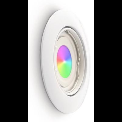 LED Einbaustrahler Weiß - Smart WiFi - Dimmbar - RGBWW