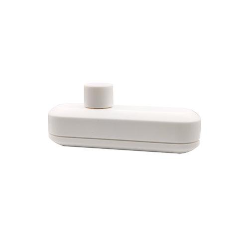 Beleuchtungonline LED Kabel-Dimmer Weiß 0-50 Watt 220-240V - Phasenabschnitt
