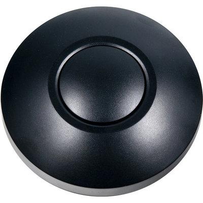 LED-Bodendimmer Schwarz 0-50 Watt 220-240V - Phasenabschnitt