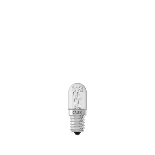 Calex Calex Tubular Nostalgic Lampe Ø18 - E14 - 45 Lumen
