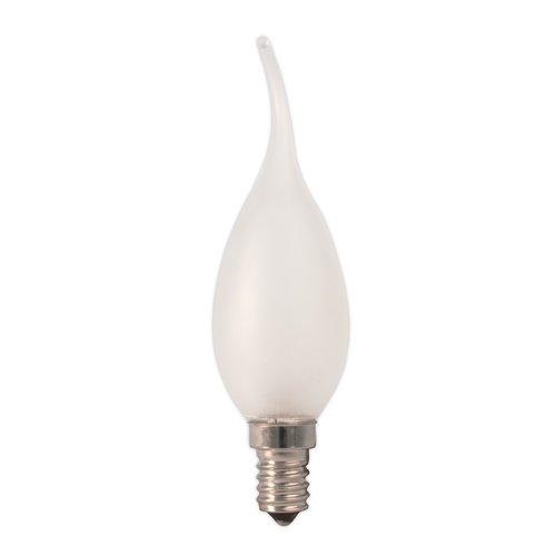 Calex Calex Tip Candle Nostalgic Lampe Ø35 - E14 - 50 Lumen - Mat