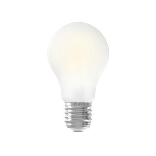 Calex Calex Frosted Standard LED Lampe Ø60 - E27- 600 Lm