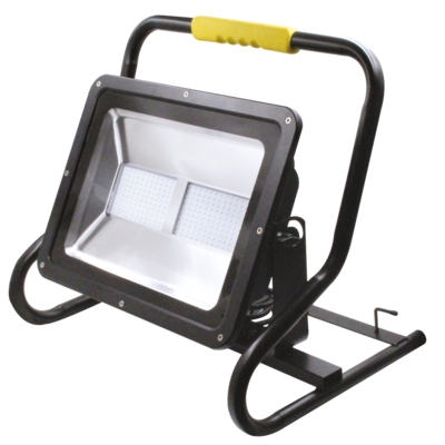 LED Fluter 80W mit Rahmen - 5600lm - 4000K