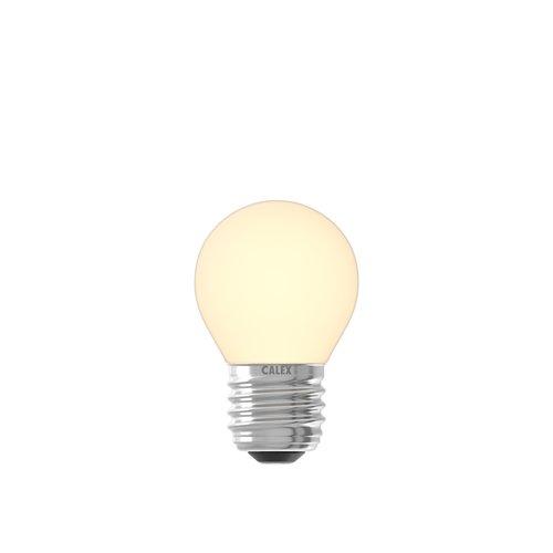 Calex Farbige LED-Kugellampe  - 2700K - E27 - 1W - 240V