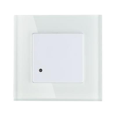 Weißer Aufbau Bewegingssensor 180° mit Dämmerungsschalter 15M Reichweite