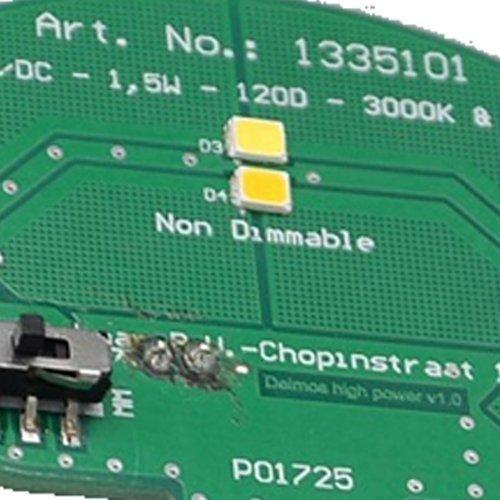 Garden Lights Lichtquelle 12V - 3x SMD LED - 1W - 3000/6000K