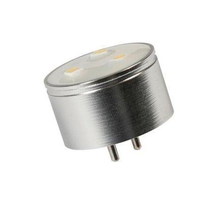 Lichtquelle 12V - 3x Warmweiß - G5.3 - 3000K