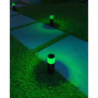 Calex Calex Smart Stehende Außenleuchte - RGB - IP44 - Smart Pollerbeleuchtung