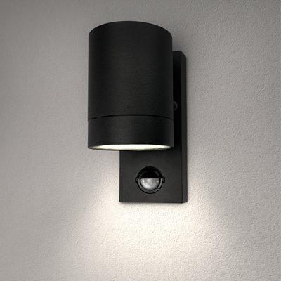 LED Wandleuchte Colorado - Schwarz - IP54