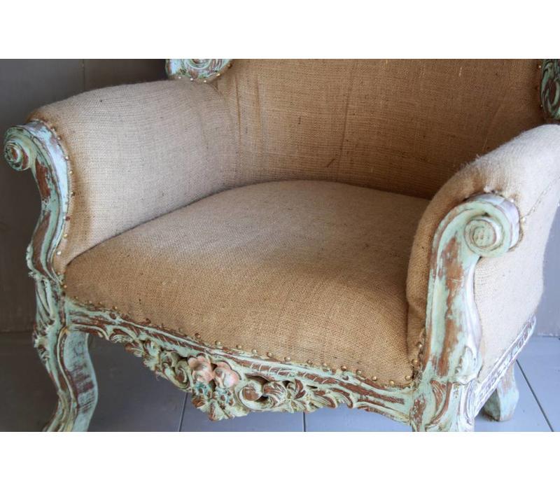 Stoffen fauteuil Ibiza