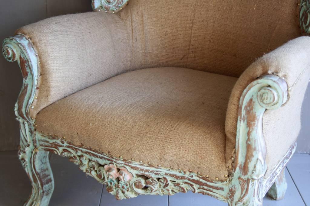 Stoffen fauteuil Ibiza-4
