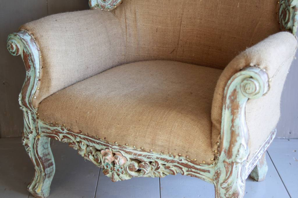 Stoffen fauteuil Ibiza-3