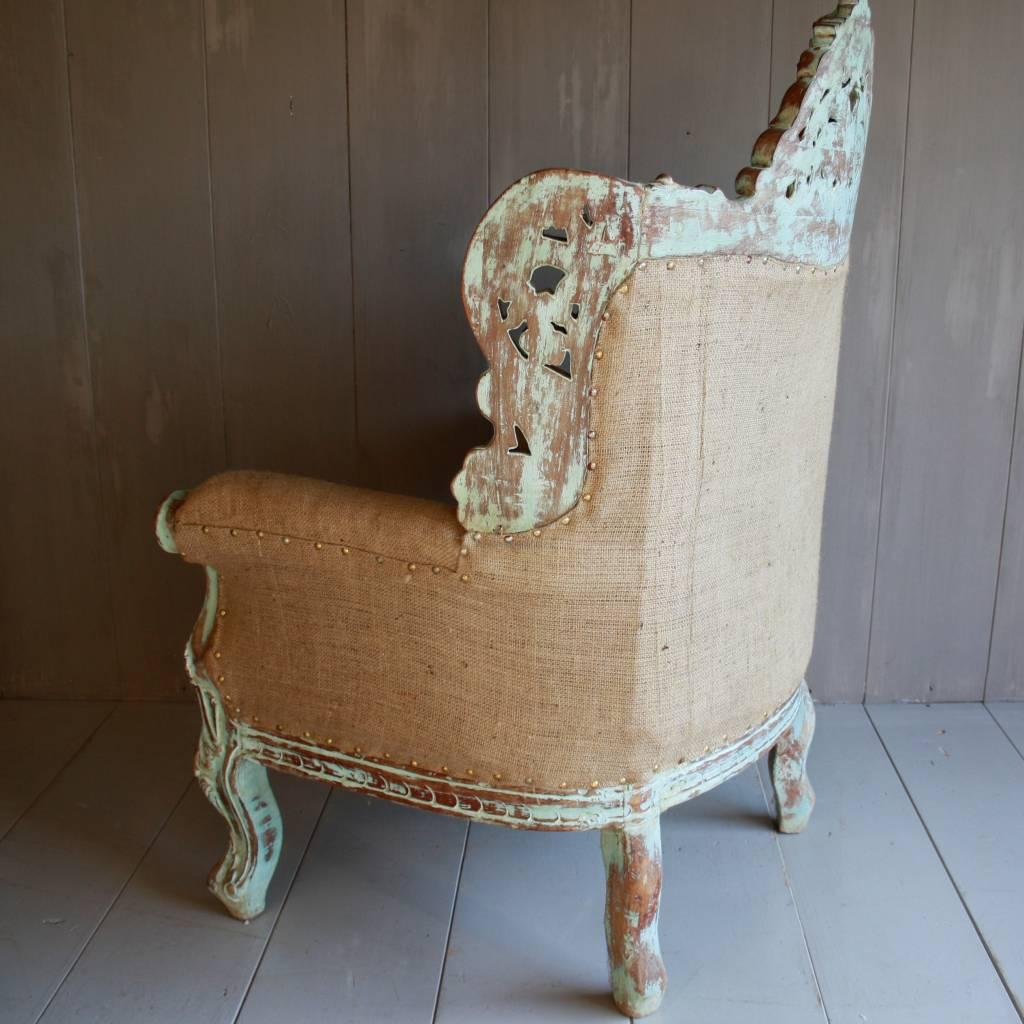 Stoffen fauteuil Ibiza-7