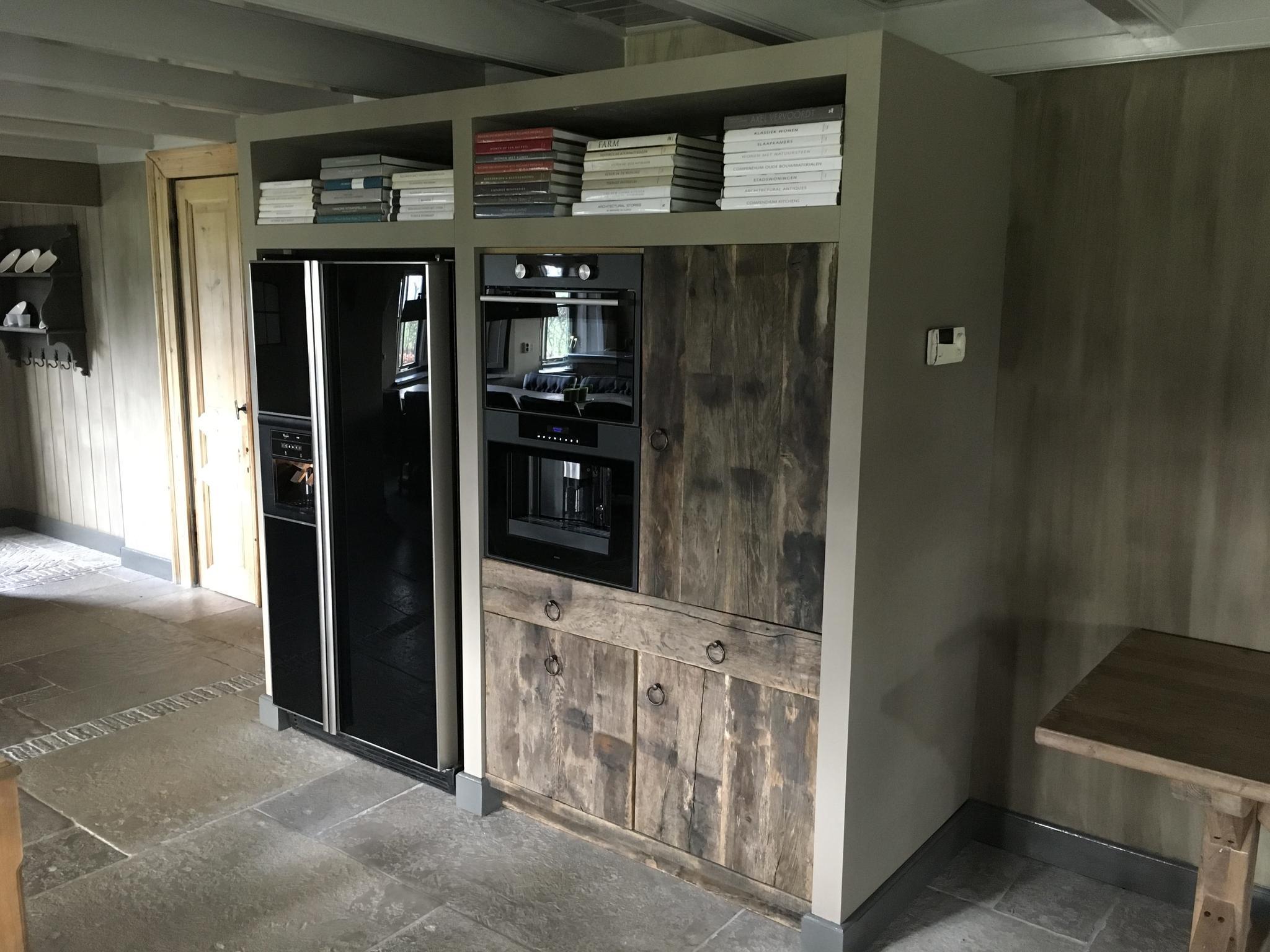 Landelijke keuken kopen? uit eigen werkplaats eigen ontwerp in