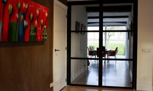 Stalen deuren en binnendeuren