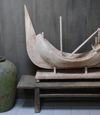 Ralph Lauren houten boot houtsnijwerk 100 x 115 cm