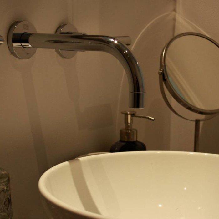 Kranen badkamer, keuken & toilet