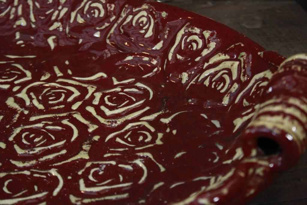 Saladeschaal PTMD met handvaten 57 cm-3