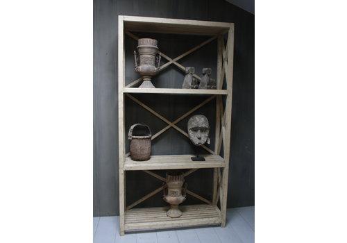 Houten Open Kast : Een unieke landelijke kast kopen rene houtman interieurs rene