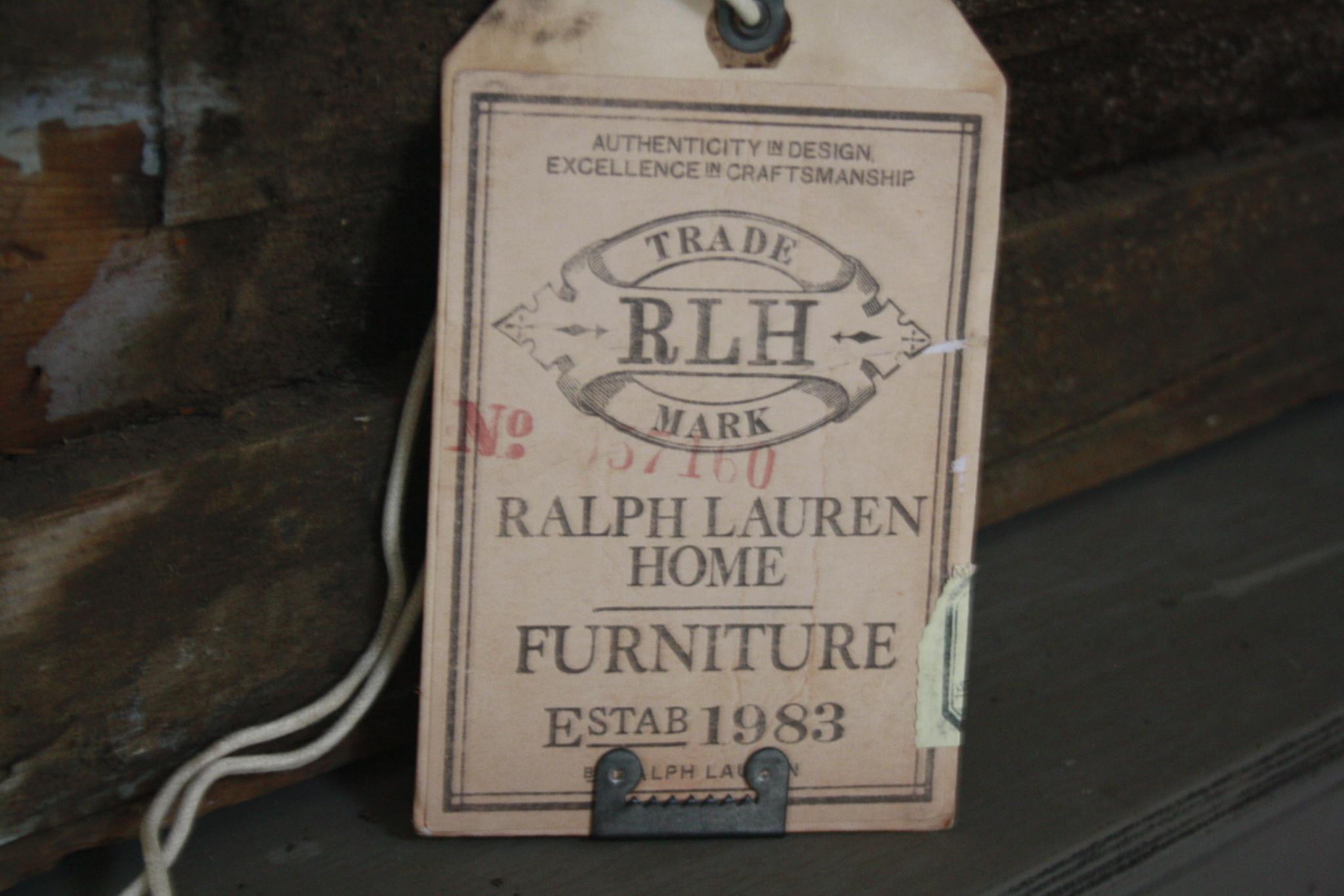 Ralph Lauren Avaro Hoge Houten Open Kast 237 cm 3-vaks Ralp Lauren-7