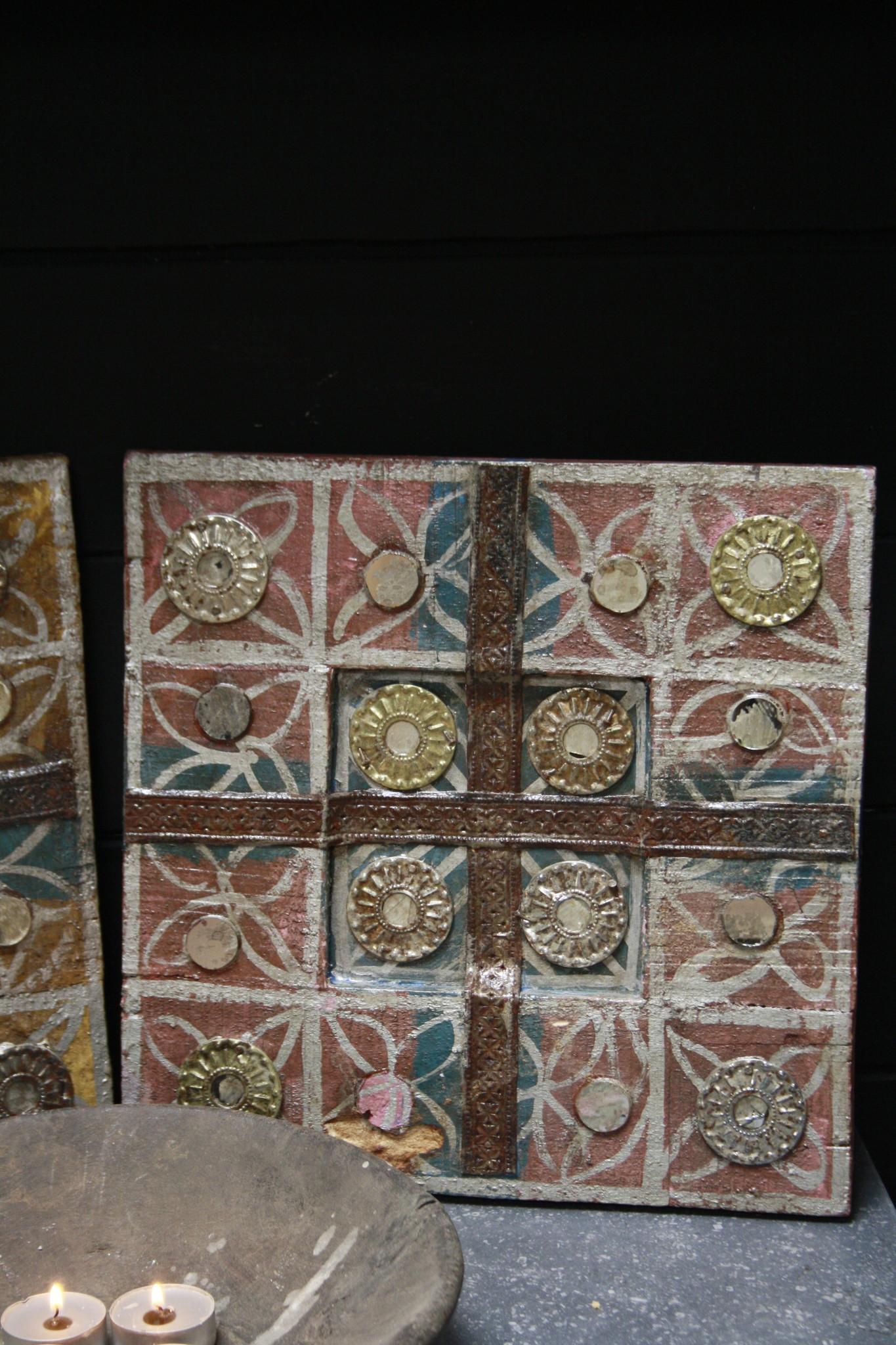 Set decoratieve wandpanelen Ibiza 30 cm-2