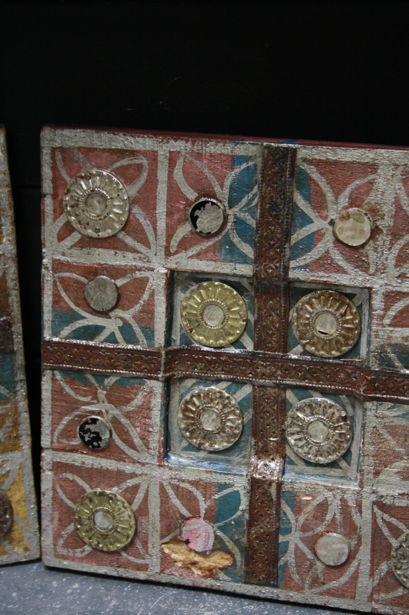 Set decoratieve wandpanelen Ibiza 30 cm-4