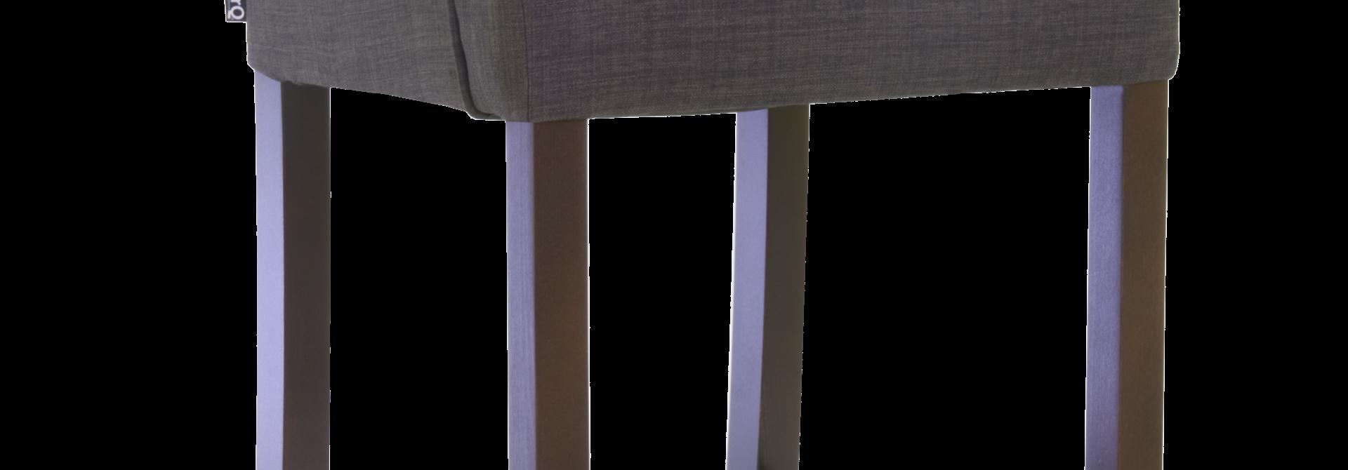 Rhondo Barkruk Stof Met Capiton 109 cm