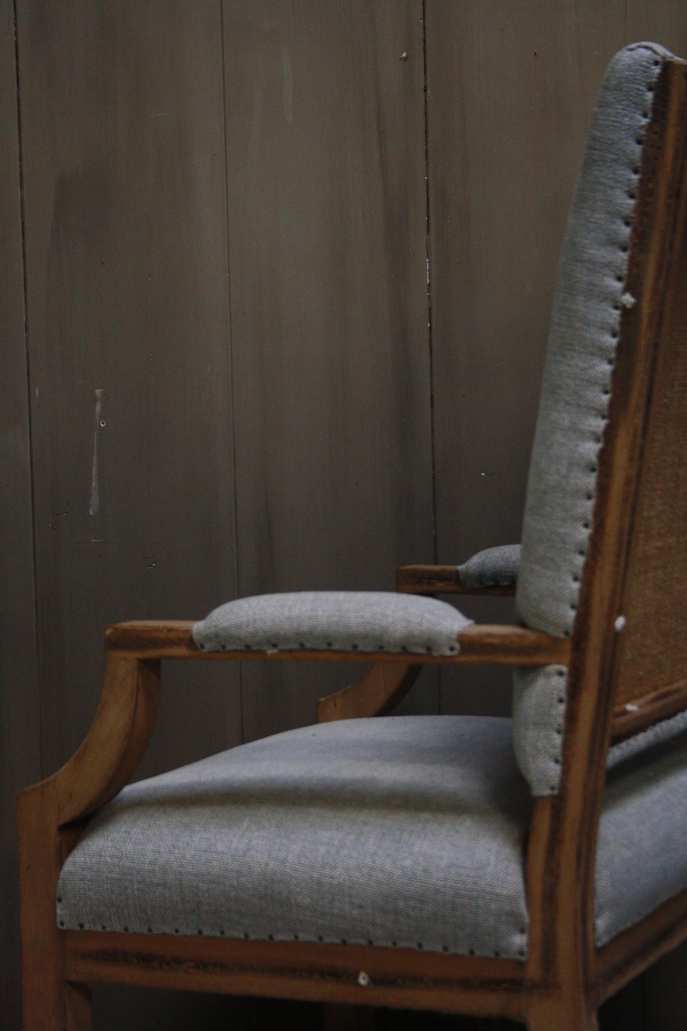 Ralph Lauren Stoel Stof/Hout 116 cm-7