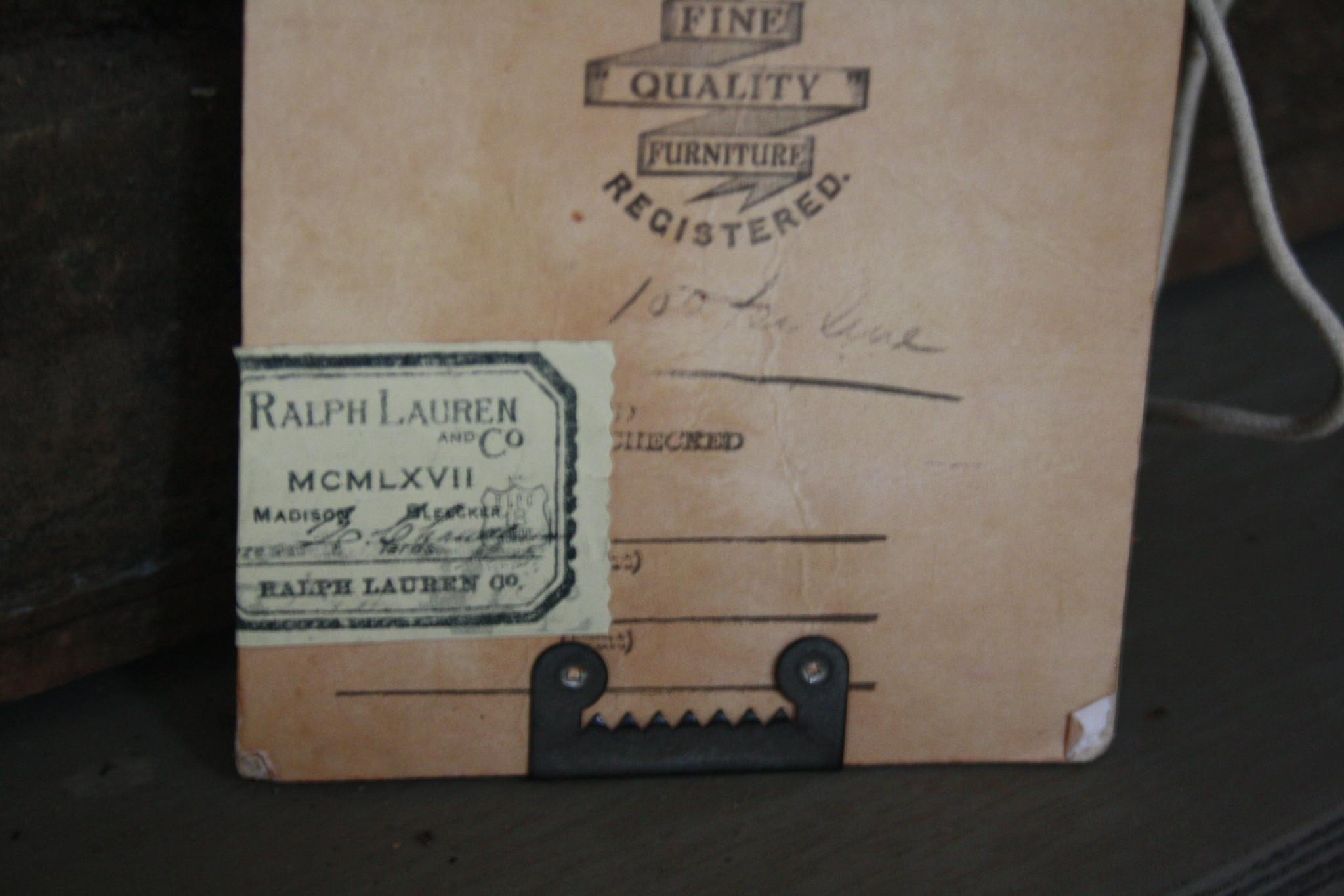 Ralph Lauren Home Schilderij Hout Huis 134 cm-8