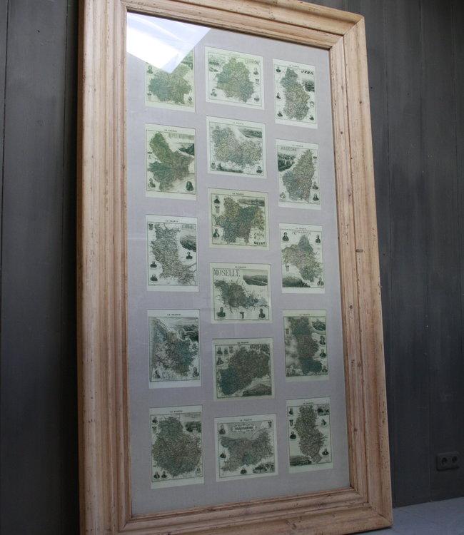 Ralph Lauren Home Schilderij Frankrijk 236 cm