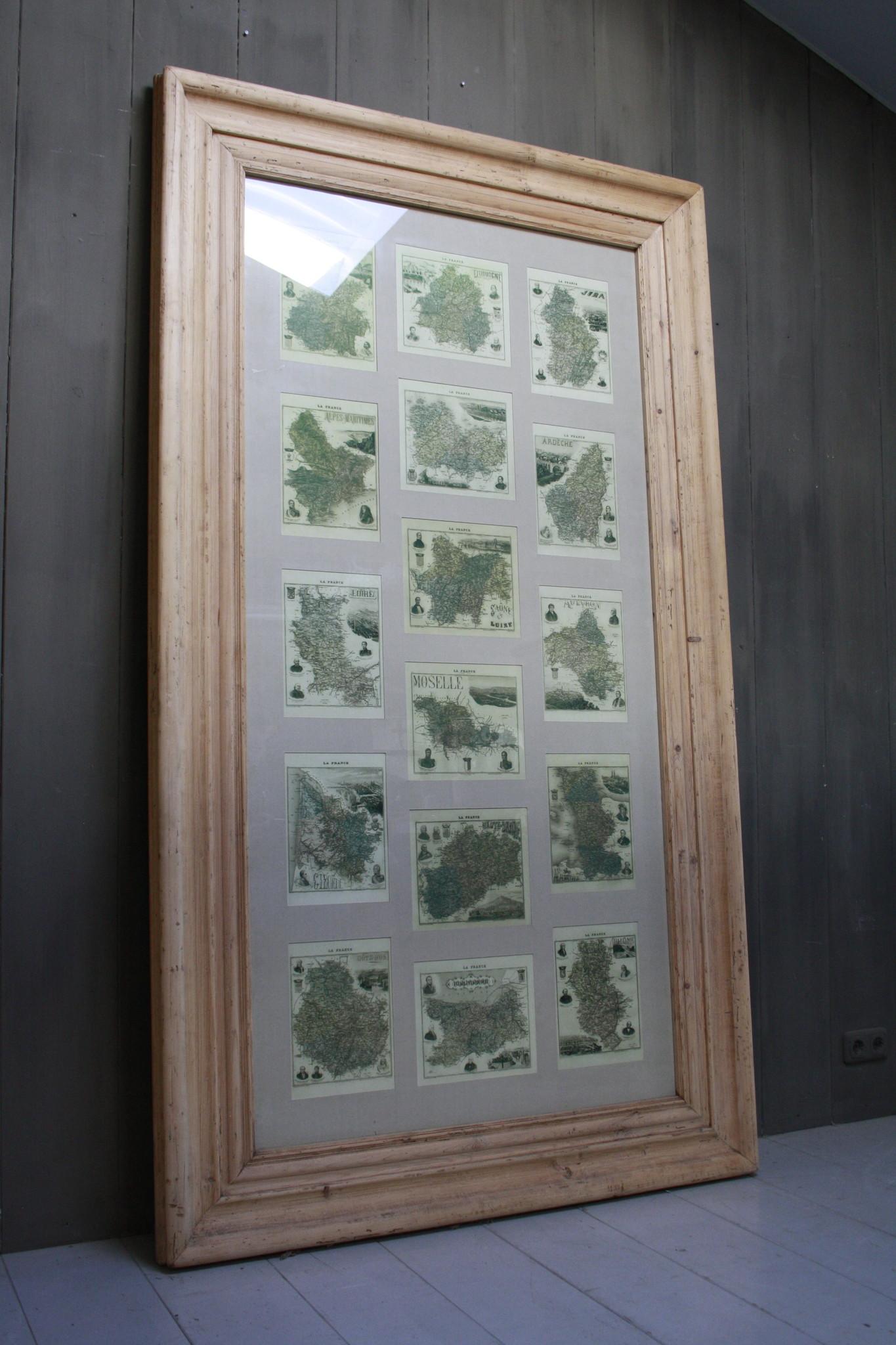 Ralph Lauren Home Schilderij Frankrijk 236 cm-1