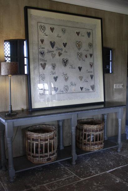 Ralph Lauren Home Schilderij Hearts 135 cm