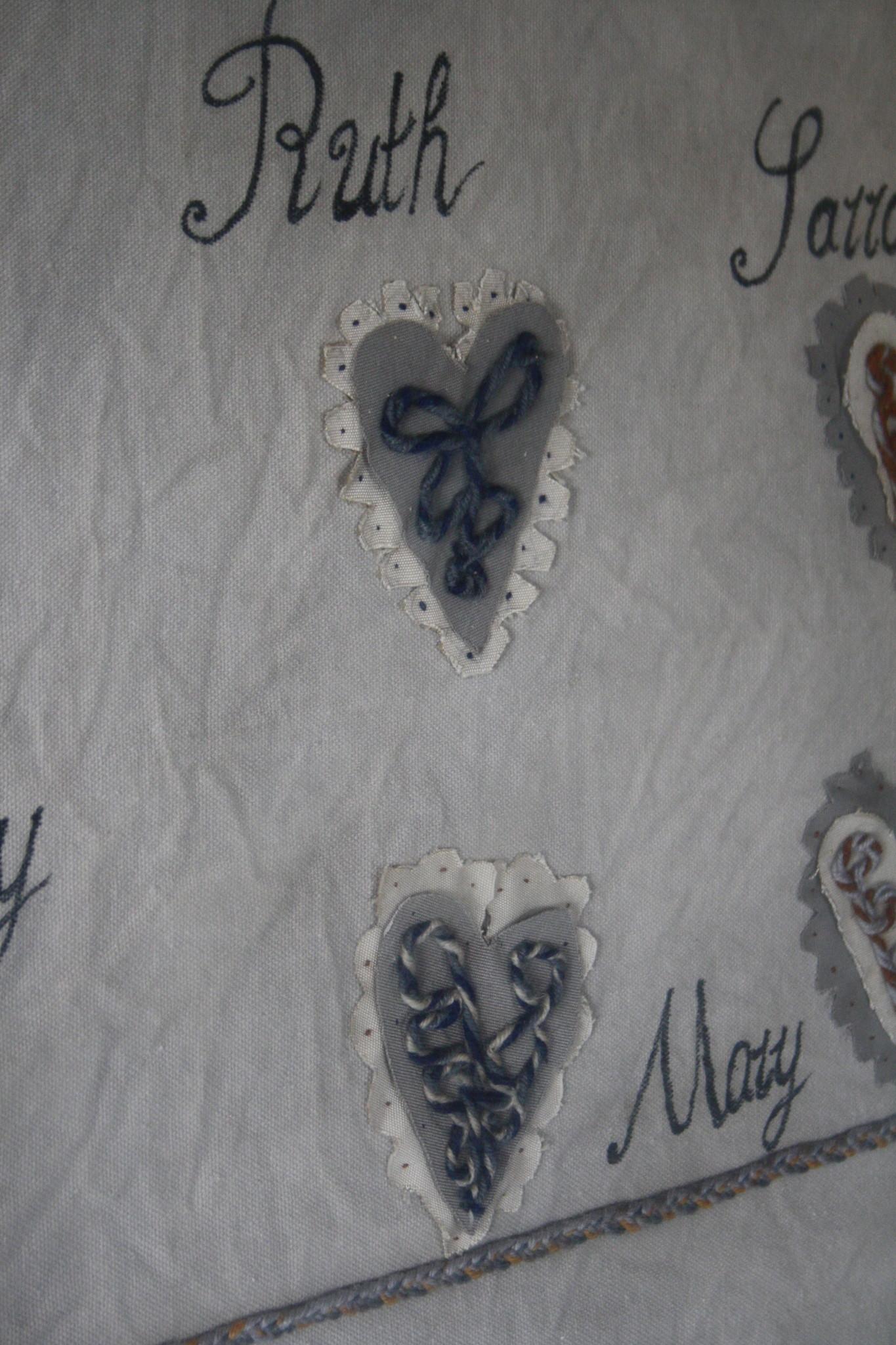Ralph Lauren Home Schilderij Hearts 135 cm-7