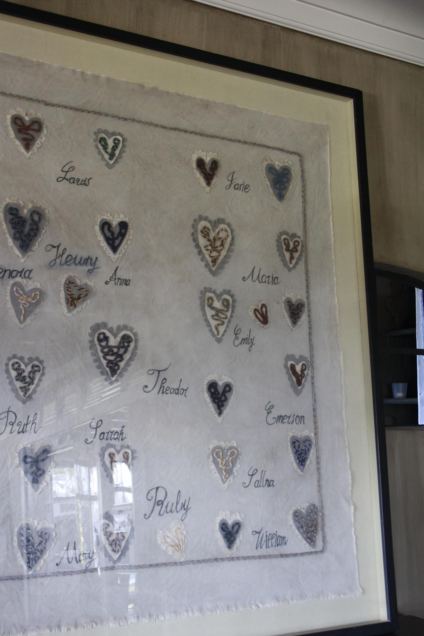 Ralph Lauren Home Schilderij Hearts 135 cm-4