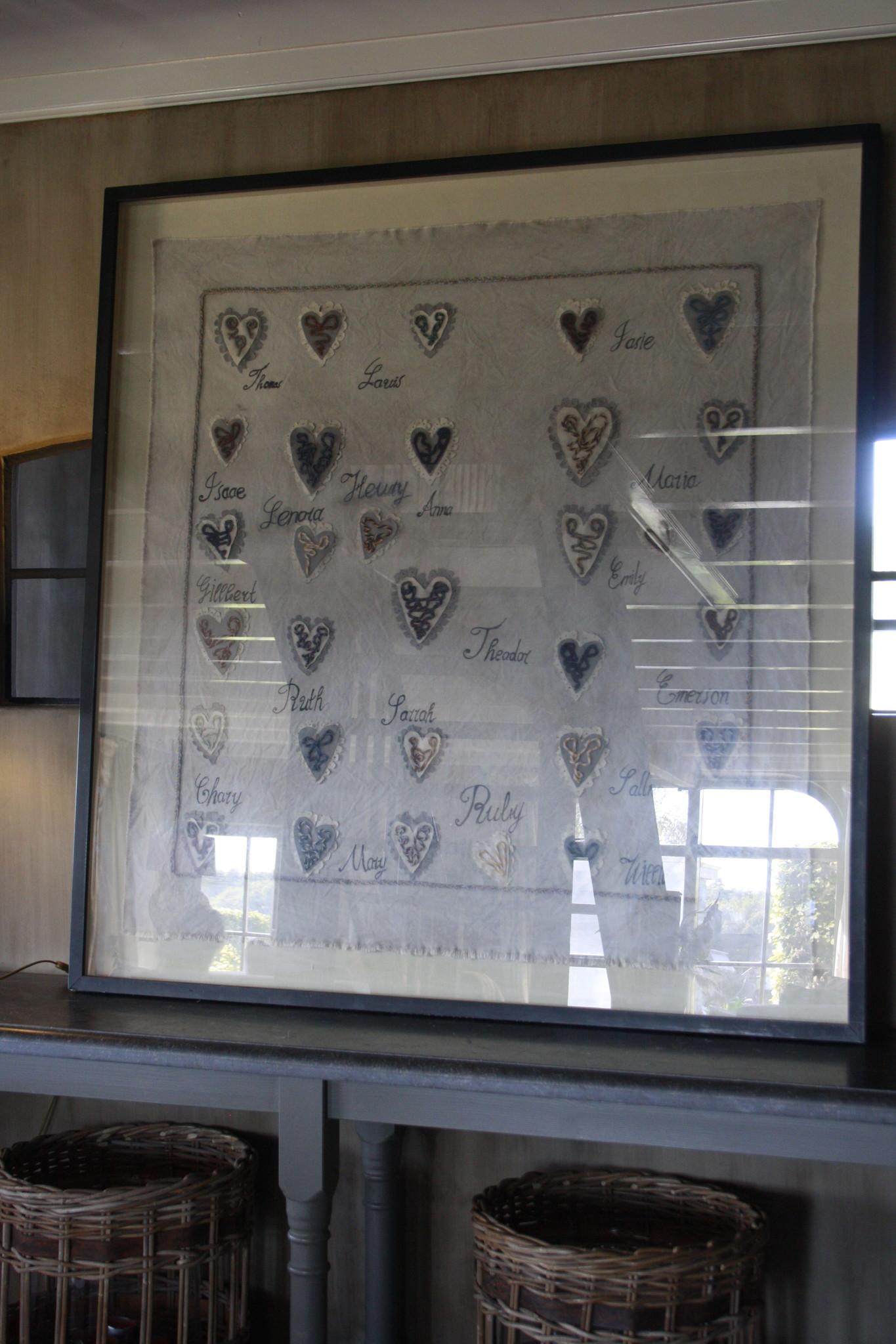 Ralph Lauren Home Schilderij Hearts 135 cm-3
