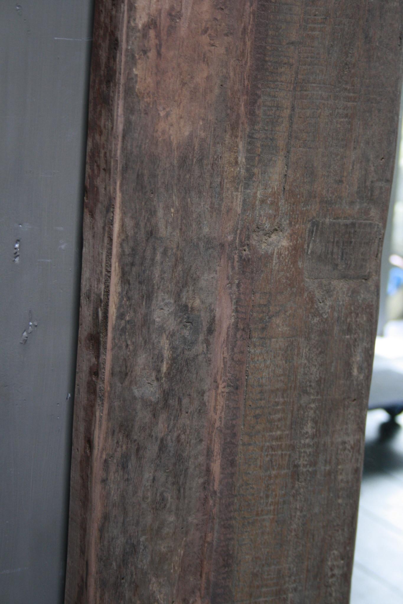 Spiegel oud hout 100 x 200 cm Bassano-5